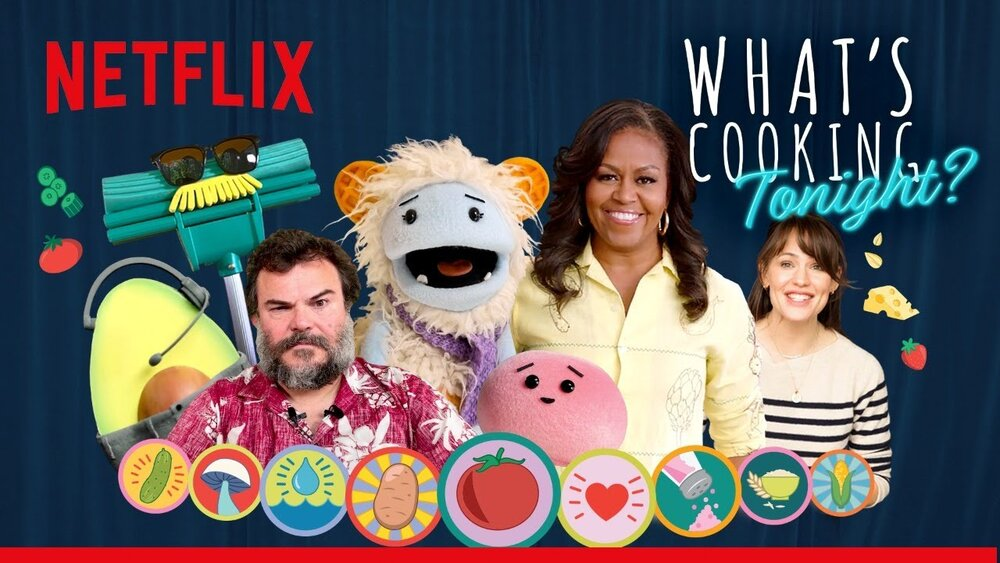 Netflix - What's Cooking Tonight?