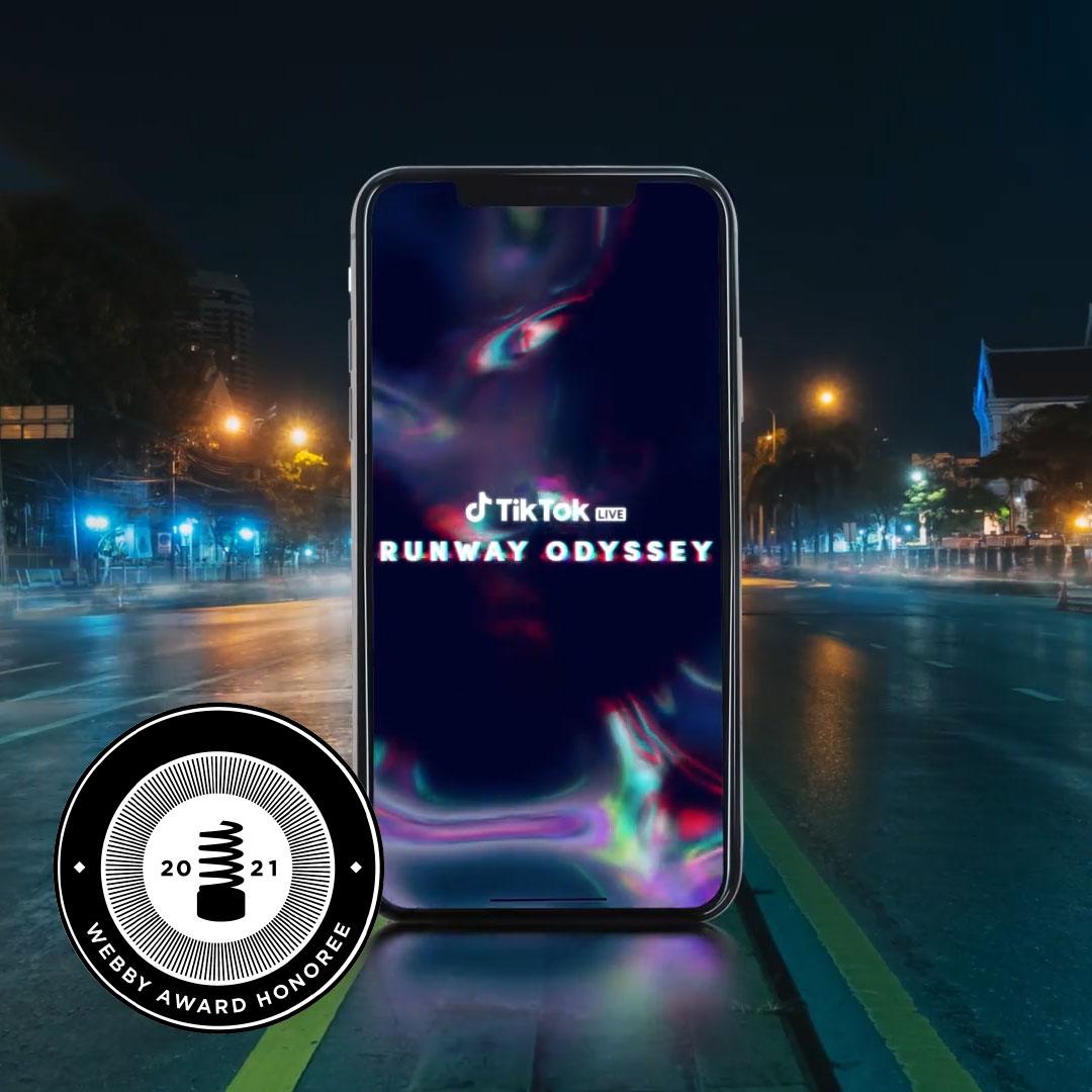 TikTok - Runway Odyssey